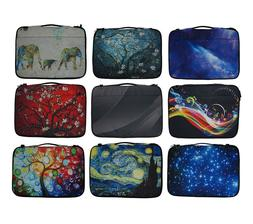 15 inch Canvas Laptop Sleeve Bag Protective Case for Laptop