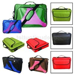 """17.3"""" 17"""" 16.4"""" Inch Laptop Briefcase Notebook Bag For MacBo"""