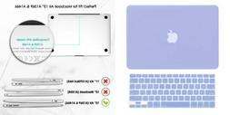 TOP CASE - 2 in 1 Signature Bundle Rubberized MacBook Air 13