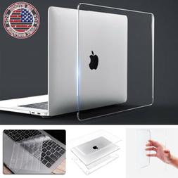 """For 2020 MacBook Air Pro 13"""" M1 A2337 A2338 Clear Hard Shell"""