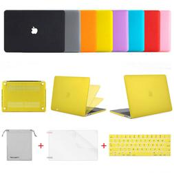 4in1 Laptop Case for New Macbook Pro 13 15 Touch Bar A1706 A