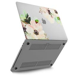Kuzy Rubberized Plastic Case for MacBook Pro 13 inch  with/w