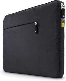 "Case Logic Black Sleeve for 13"" Inch MacBook Pro and Laptops"