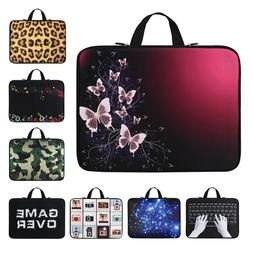 Cover Laptop Bag Computer Sleeve Case For HP Lenovo Acer Del