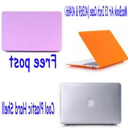 Cool Plastic Hard Shell for Macbook Air 13 inch  Case Laptop