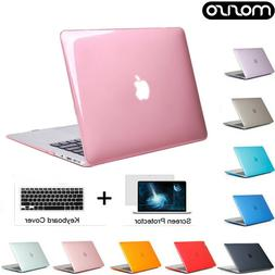 Rubberized Coated Case for Macbook Pro 13 15 Touch Bar A2159