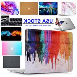 """Hard Case for Apple Macbook Air 13"""" Pro 13"""" 15"""" MAC with S"""