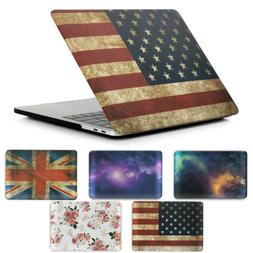 Hard Rubberized Case Shell Cover for Macbook Air Pro Retina