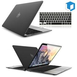 Hard Rubberized Case Shell +Keyboard Cover for Macbook Pro 1