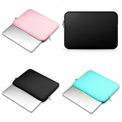 "11-15"" Laptop Sleeve Cover Notebook Soft Case Bags Protector"