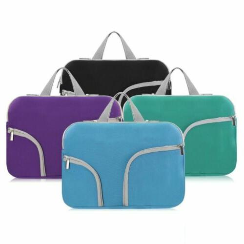 Portable Laptop Bag Sleeve Tablet Case Cover for Macbook Air