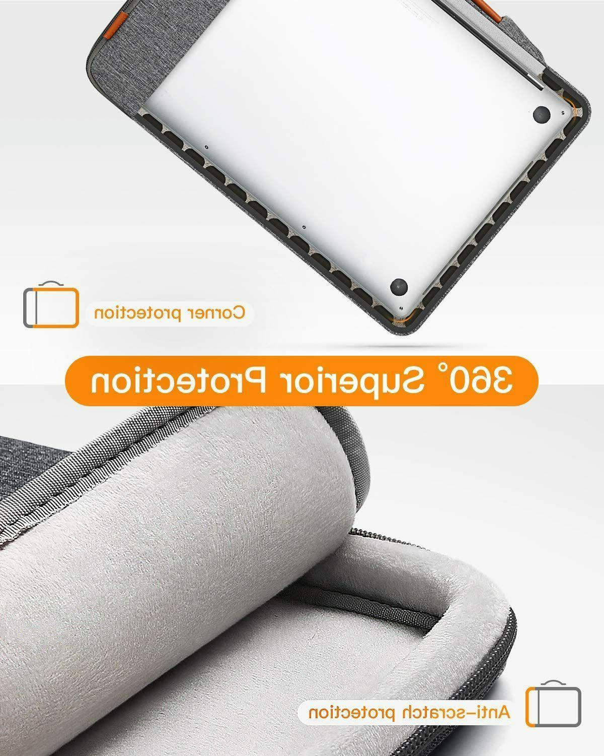 Inateck Sleeve Case MacBook Pro/Air 2012-2020