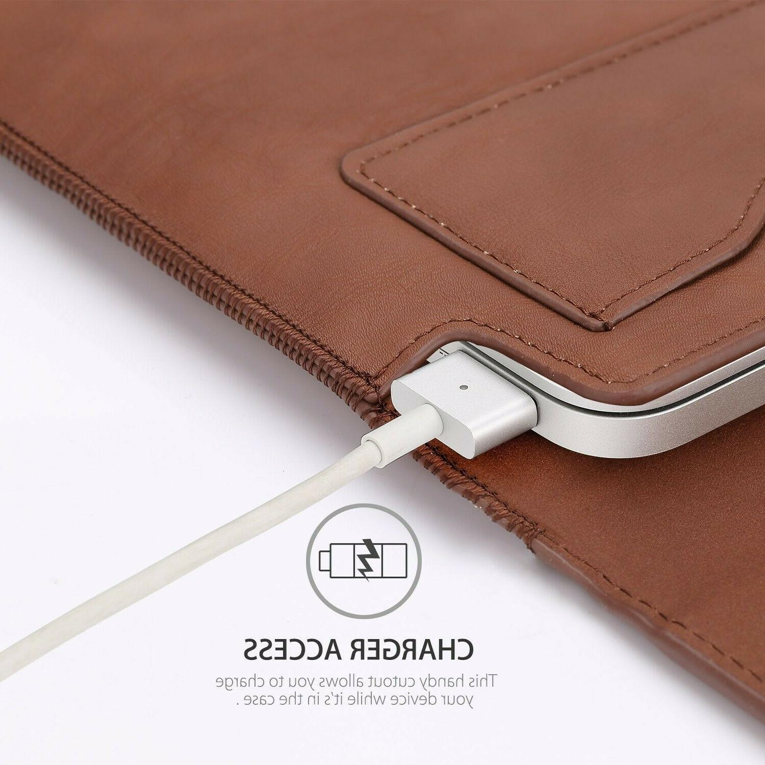 13In Laptop Case Air XPS13 Brown