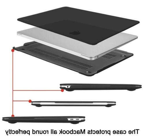 """For MacBook 13.3"""" Rubberized Shell Cover Protector"""
