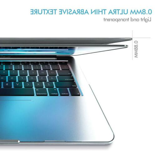For 2020 MacBook 13.3 A2289 A2251 Rubberized Hard Protector