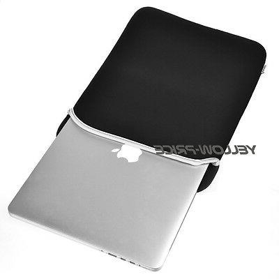 "13 Inch Laptop Notebook Sleeve Case Bag Cover For 13.3"" Appl"