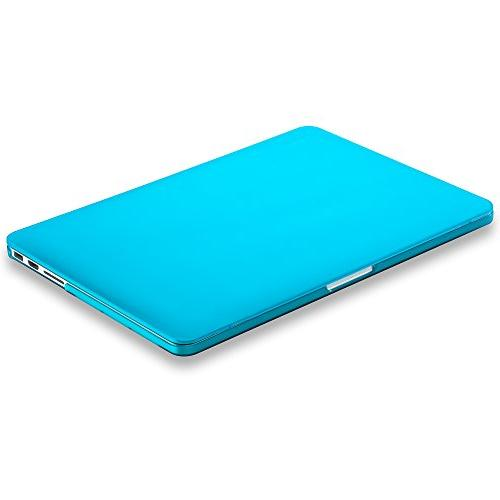 """Kuzy - Rubberized Hard Case for Older Pro 13.3"""" Display A1425 13-inch Shell Cover -"""