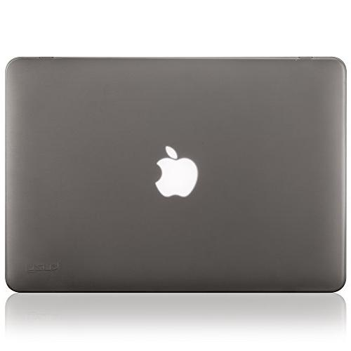 """Kuzy Hard Case for Older MacBook Pro 13.3"""" with Retina Display A1502 A1425 13-inch Plastic - GRAY"""