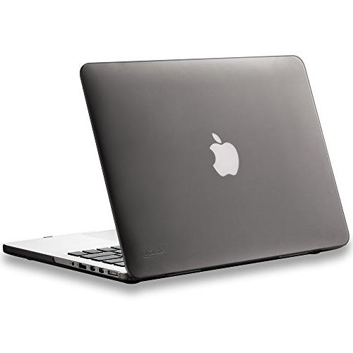 """Kuzy - Rubberized Hard Case for Older MacBook Pro 13.3"""" with"""