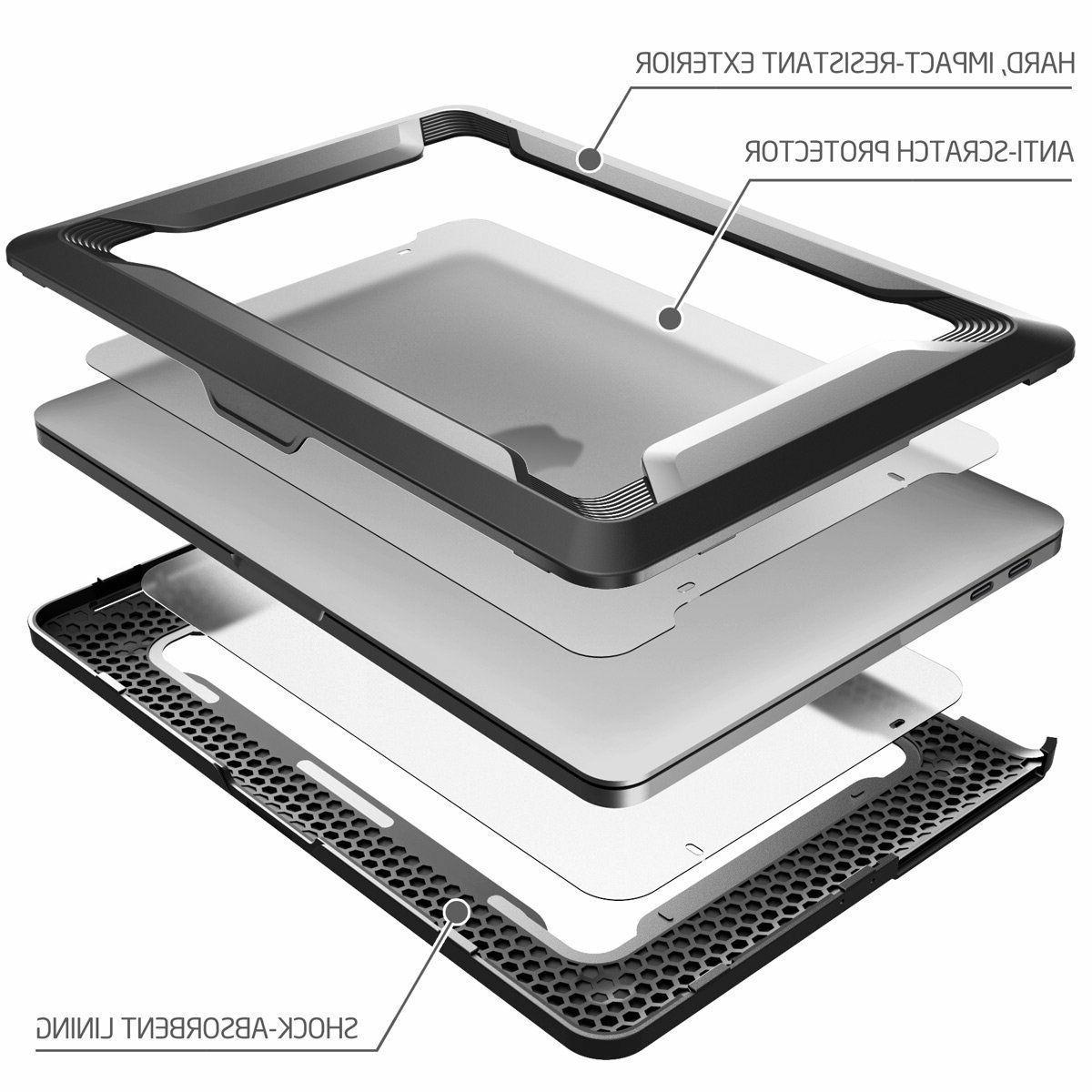For Apple Laptop Case w/ TPU