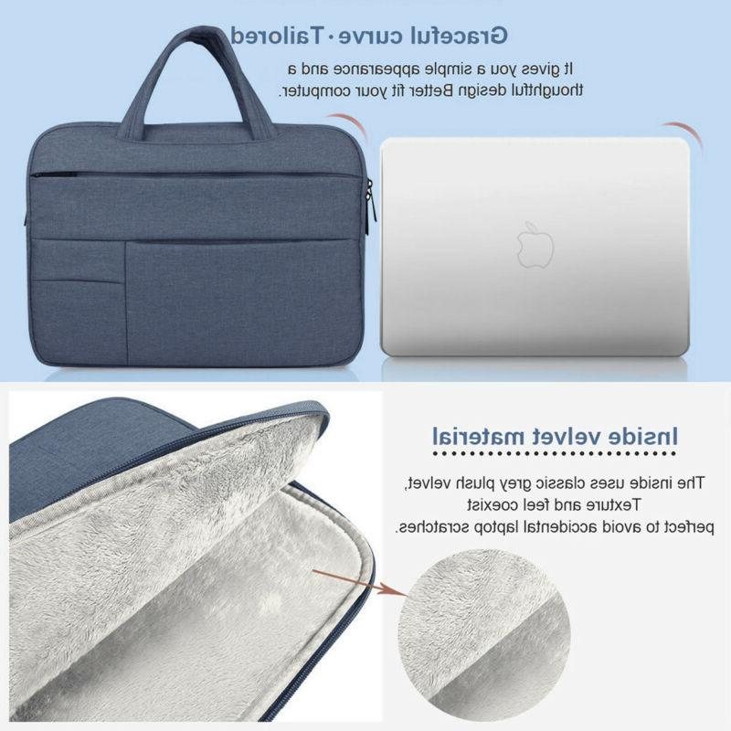 Laptop Sleeve Computer MacBook For Apple DELL ASUS~