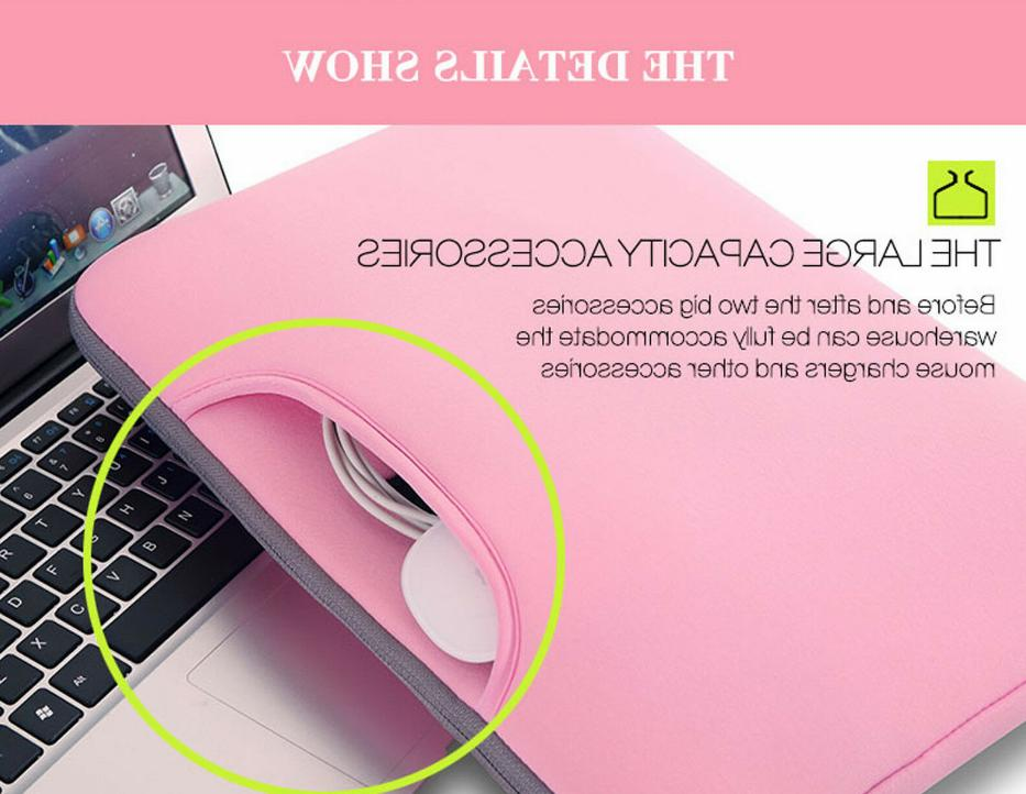"For Mac Pro 15"" Notebook Laptop Sleeve Bag"