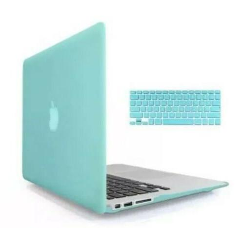 Soft Touch Hard Case Shell/ Screen Turquoise