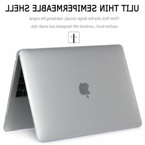 For Macbook Inch A1932 Rubberized Case Keyboard Cover