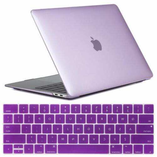 For Inch 2018 A1932 Rubberized Hard Case Keyboard Cover