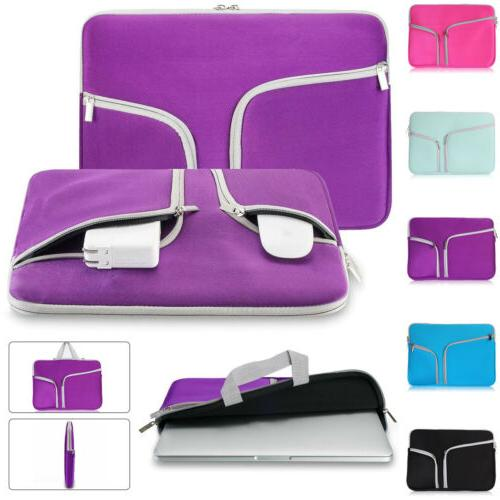 For Macbook Laptop Sleeve Carry Pouch
