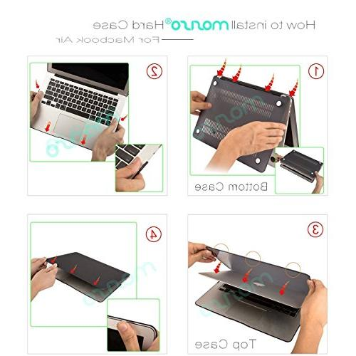 MOSISO Inch Case , Hard Case Only Compatible 13 ,