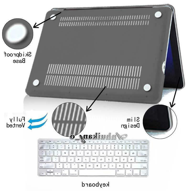 Plastic Hard + Keyboard For Apple MacBook inch