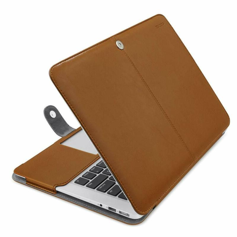 Mosiso Pu Leather Case Only Compatible Macbook Air 13 Inch A