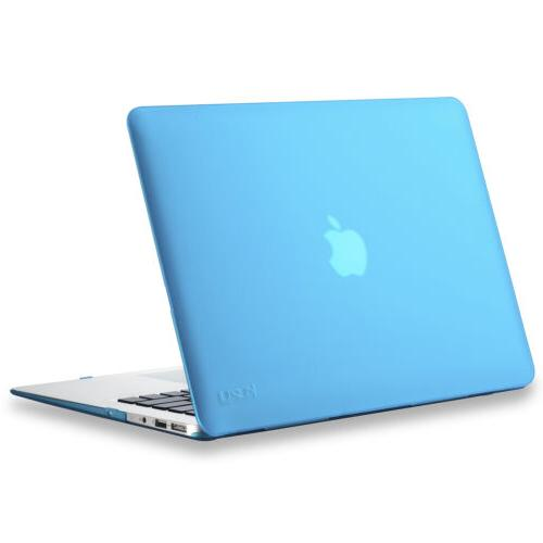 rubberized plastic hard case for macbook air