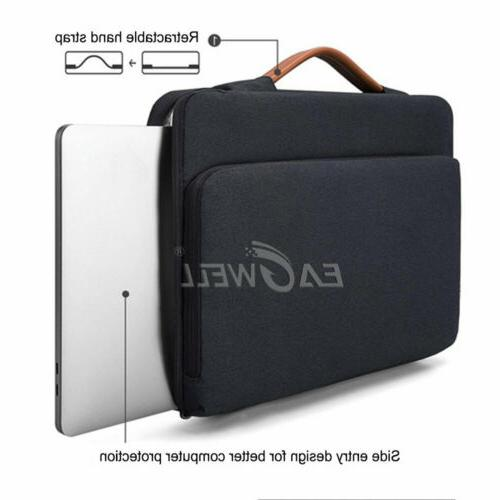"""14"""" Macbook Notebook Carry Sleeve Pouch"""