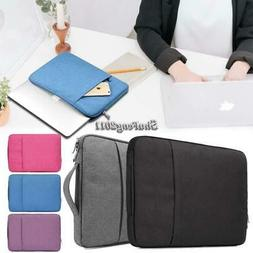 Laptop Carrying Protective Sleeve Case Bag For Apple Macbook