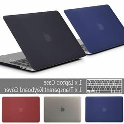 Laptop Case 13.3 inch Touch Bar Keyboard Cover Apple Mac Boo