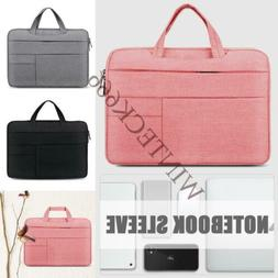 Laptop Case Bag Soft Cover Sleeve Pouch For 14''15.6'' Macbo