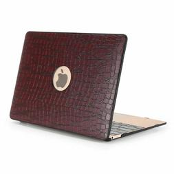Laptop Case Leather Cover For Apple Macbook Air 13 Inch 12 R
