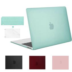 Mosiso Laptop Clear/Matte Cover Case for Macbook Air 13 3 Re