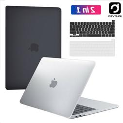 Laptop Hard Shell Case Keyboard Cover For Apple MacBook Pro