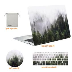 Mosiso Laptop Plastic Pattern Hard Case for Macbook Air 13 A