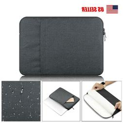 Laptop Sleeve Case Bag Pouch Carry Cover For Macbook Air Pro