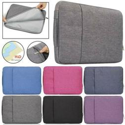 Laptop Sleeve Case Bag Pouch Cover Fr Macbook Air 11 13 Pro