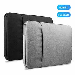 """Laptop Soft Sleeve Case Bag Cover For 13"""" 15.6"""" MacBook Pro"""