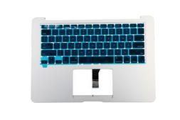 For MacBook Air 13 A1466 Mid 2012 Top Case Palmrest + Keyboa