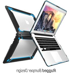 For Macbook Air 13 Case NexCase Heavy Duty Dual Layer Hard T