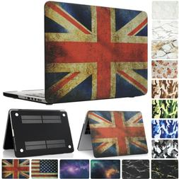 For Macbook Pro 13 15 Air 11 13 12 inch Rubberized Hard Case