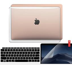 MacBook Pro 13 Inch Case 2019 Release A2159, Smooth Crystal