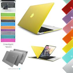 For MacBook Pro 13 Inch Case Back Hard Plastic Cover A1278